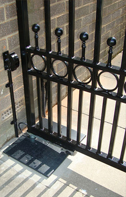 AW Steelworks Automatic Gate